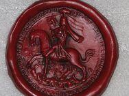 Siegel Friedrich der Freidige (1257-1323)aus Wachs - Spraitbach