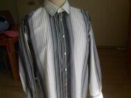 Tom Tailor Hemd Gr. XL Langarm Freizeithemd mit Streifen reine Baumwolle 5,- - Flensburg