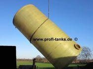 65.000 L Polyestertank GFK-Tank Wassertank Molketank Melassetank - Nordhorn