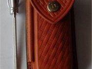 Neu! Taschenmesseretui mit Wetzstein Länge:10cm - Kirchheim (Teck) Zentrum