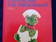 1.Deutscher Ü-Ei Preiskatalog - Kassel