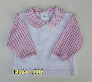 Baby Oberteil Shirt Größe: 62 - Immenhausen