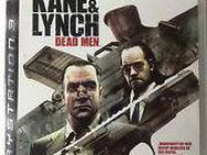 "PS3 Spiel Kane & Lynch ""Dead Men"" - Hamburg"