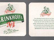 """""""Brinkhoff's Nr. 1"""" Ein Bier wie sein Revier - Bierdeckel BD Bierfilz - Nürnberg"""