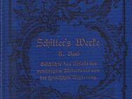 Schillers sämtliche Werke in zwölf Bänden - 8. Band - Zeuthen