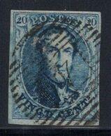 Belgien 20c,König Leopold I.1849,Mi:BE 4b,Lot 1257