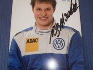 Nils Mierschke orig. sig. Autogrammkarte/AGK (D) Autorennfahrer/Motorsport - Weichs