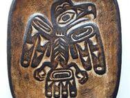 Haida Egle - indianischer Keramikwandteller bzw. -schale - Eckernförde