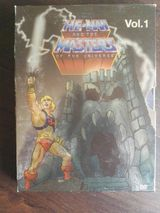 DVD He-Man and the Masters of the Universe Vol. 1