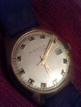 Vintage Uhr 1970's KIENZLE LIFE