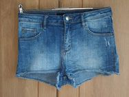 Tally Weijl Shorts Hot Pants kurze Hose blau 32 - Nürnberg