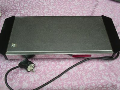Warmhalte-Speicherplatte (220 V, 850 W) (siehe Foto) - Hamm