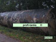 S5 - Stahltank 50.000 L Erdtank Wassertank Löschwasserbehälter Wasserzisterne Löschwassertank Gülletank Regenauffangtank als Erdtank oder oberirdisch - Nordhorn