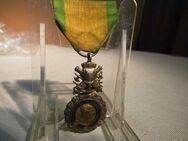 Französischer Orden Valeur et Discipline 1870 / Orden für Übersee-Einsatz - Zeuthen