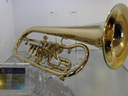 Melton Meisterwerk Profiklasse Konzert - Flügelhorn. Mod. MWF 12T-AU. Echt vergoldet. Neuware