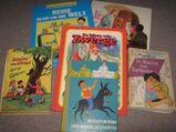 Bücher u. Hefte für Kinder u. Jugendliche / Teil 1