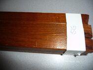 Massivholz-Deckleisten für Fenster/Türen aus Burma-Teakholz,lfdm.2,70€e - Ritterhude