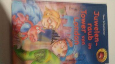 neuwertige Kinderbücher von Jens Schumacher - Hamburg