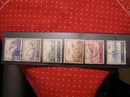 Schweiz Flugpostmarken 1941-1947,MiNr.387-92 ,Lot 258