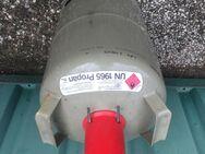Propan-Gas-Flasche - Emsdetten Zentrum