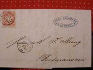 Altdeutschbrief,Augsburg nach Kempten , 25.10.1870,MiNr.23Lot 243