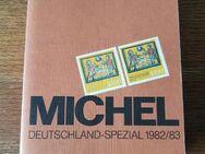 Beiefmarkenkatalog Michel Deutschland Spezial 1982/83