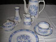 Bavaria, Marke China Blau, Kaffeeservice, sehr gut erhalten - Cremlingen