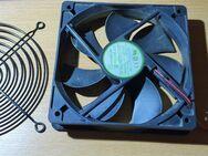 Brushless DC Fan DFS122512L Young Lin Tech CO inkl.Gitter - Verden (Aller)
