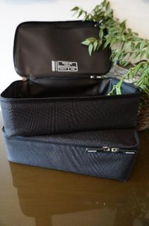 Authentics Travel Box L - schwarz, rot oder lime - Nürnberg