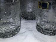 Whiskygläser Bleikristall Retro hip Vintage - Berlin Friedrichshain-Kreuzberg
