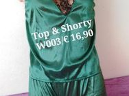JADE'S SHOP ❤️ Top & Shorty NEU Gr. XXL petrol - Palling
