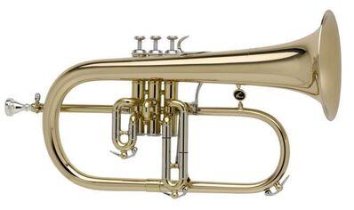 Antoine Courtois Reference - Flügelhorn Mod. 159 R. Neuware inkl. Deluxe-Koffer - Hagenburg