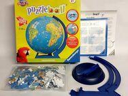 Globus Puzzleball, 180 Teile, von Ravensburger - Sankt Leon-Rot