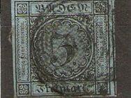 AD-Baden 3 Kreuzer 1858,MI:DE 8,  Lot 636