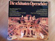 Die schönsten Opernchöre - LP Vinyl - Plettenberg Zentrum