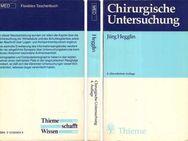 Buch von Jürg Hegglin - Chirurgische Untersuchung - 1988 - Zeuthen