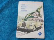 Broschüre von Aral. 1000 Worte Auto Fahren - Kassel Brasselsberg