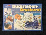 Noris-Spiele: Buchstaben-Druckerei - Hürth