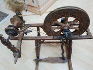 Antikes Spinnrad - Eichenau