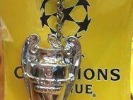 3D-Schlüsselanhänger mit UEFA Champions League Pokal Cup - Lichtenau (Sachsen)