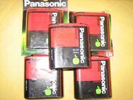 6 unbenutzte Batterien 3R12R Special von Pansaonic - Bad Belzig Zentrum