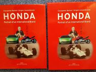 Buch HONDA - Portrait of on International Brand - Becker / Lewandowski - Porträt einer Weltmarke - Garbsen