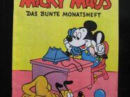Micky Maus Nr. 14 + 1. Reprint Nr. 2 - 1951 (Doppelausgabe) von 1986 - Niddatal Zentrum