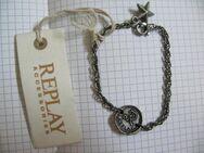 REPLAY, Armband mit Stern, Edelstahl, 22cm, UVP:49€ - Düsseldorf