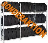 Reifenregal Fachlast 150 kg als Stecksystem NEU für Gewerbekunden