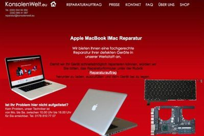 MacBook Air  Logicboard Mainboard Reparatur ab 159,00€ - Berlin Charlottenburg-Wilmersdorf