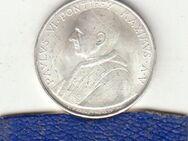 500 Lire Vatikan Papst Pavlvs VI.,1967,Lot 842 - Reinheim