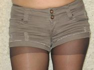 Hotpants / kurze Hose / Sommer / Kleidung / Frau /