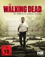 Verkaufe The Walking Dead Staffel 6 Limited Blu-ray NEU