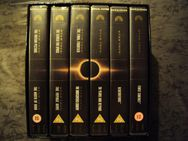 Star Trek - The Motion Pictures ultra rare movie box Star Trek 1-8 with 30th anniversary video